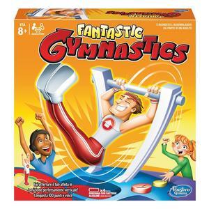Hasbro Gaming C0376  Fantastic Gymnastics Gioco Da Tavolo