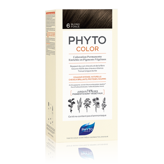 PHYTO Phytocolor 6 Biondo Scuro