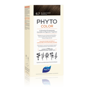 PHYTO Phytocolor 6.7 Biondo Scuro Tabacco