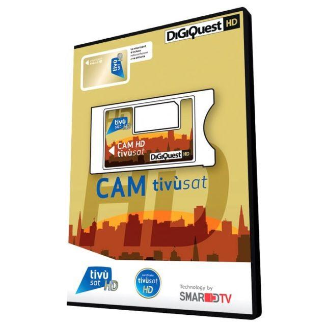 BUNDLE CAM + TV SAT DIGIQUEST HD GOLD