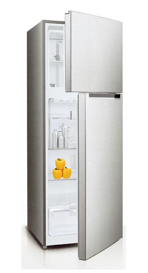 DAYA frigorifero doppia porta 334lt A+ INOX No Frost DDP-357DX