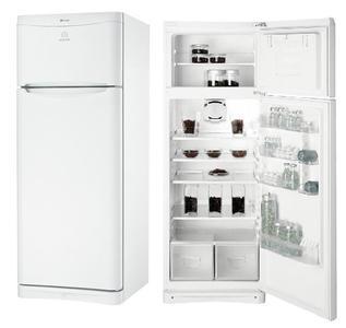 INDESIT frigorifero doppia porta 141lt A+ BIANCO TEAA5