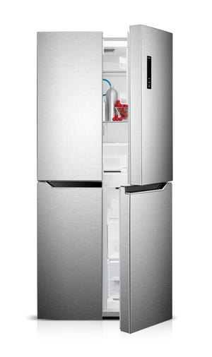 FRIGO SIDE BY SIDE DF4-580 4P 399LT A+ INOX NO FROST