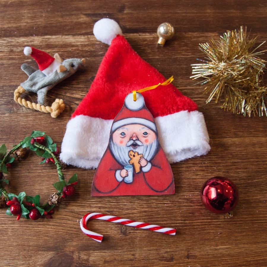 Palla di Natale Babbo natale