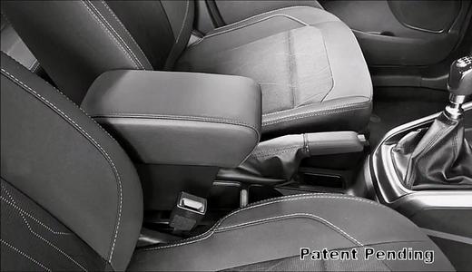 Bracciolo regolabile con portaoggetti per Ford EcoSport (dal 2018>)