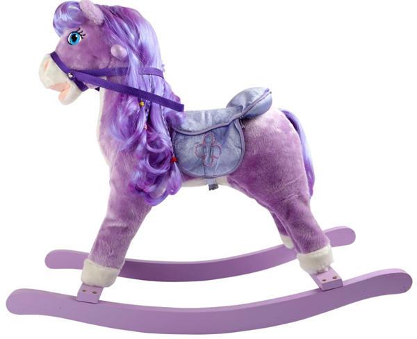 Cavallo a Dondolo Pony Lilla di Legler