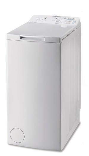 INDESIT lavatrice 6kg carica dall'alto 1000g A++ BTWA61052