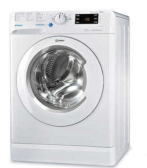 INDESIT lavatrice 7KG W EU 1200G A+++ BWD71253