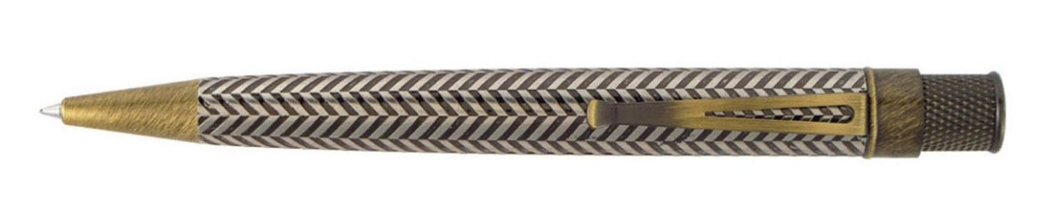 Roller in metallo modello ROOSEVELT finiture anticate