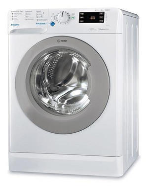 INDESIT lavatrice 10kg A+++ 1400g inverter BWE101484XWSSS