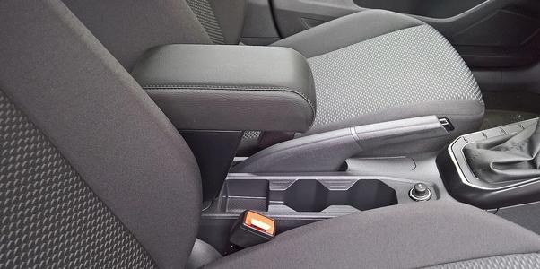 Adjustable armrest with storage for Volkswagen Polo (from 2017) VI Series