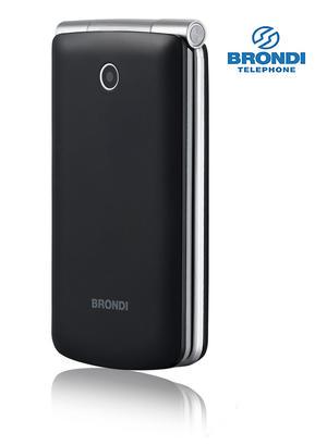 BRONDI cellulare Magnum 3 - BIANCO - ROSSO