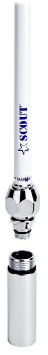 Antenna VHF Removibile Scout KS-50 - Offerta da Mondo Nautica 24