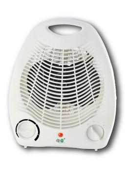 DPM termoventilatore 2liv. di potenza FH2000