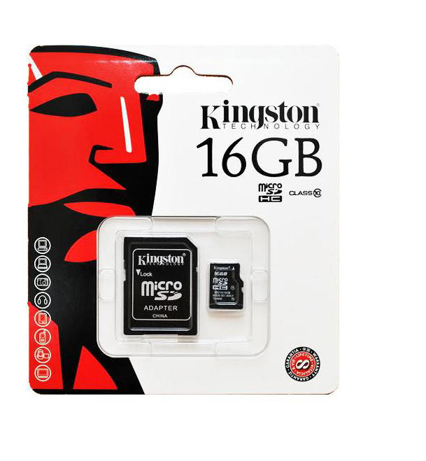 KINGSTONE Micro SD 16 GB Secure digital CLA10