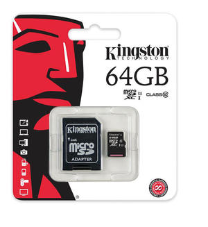 KINGSTONE Micro SD 64 GB Secure Digital CLA10