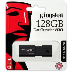 KINGSTON pendrive 128gb DT100 3.0