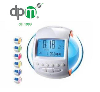 DPM radiosveglia digitale KL201