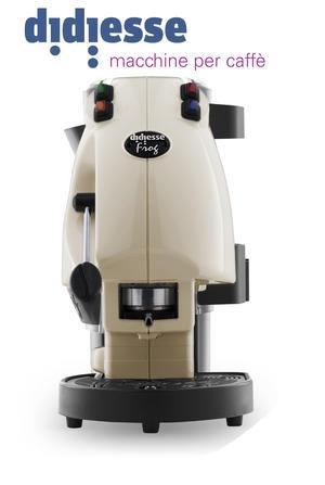 MACCHINA X CAFFE' DIDIESSE FROG COL. AVORIO
