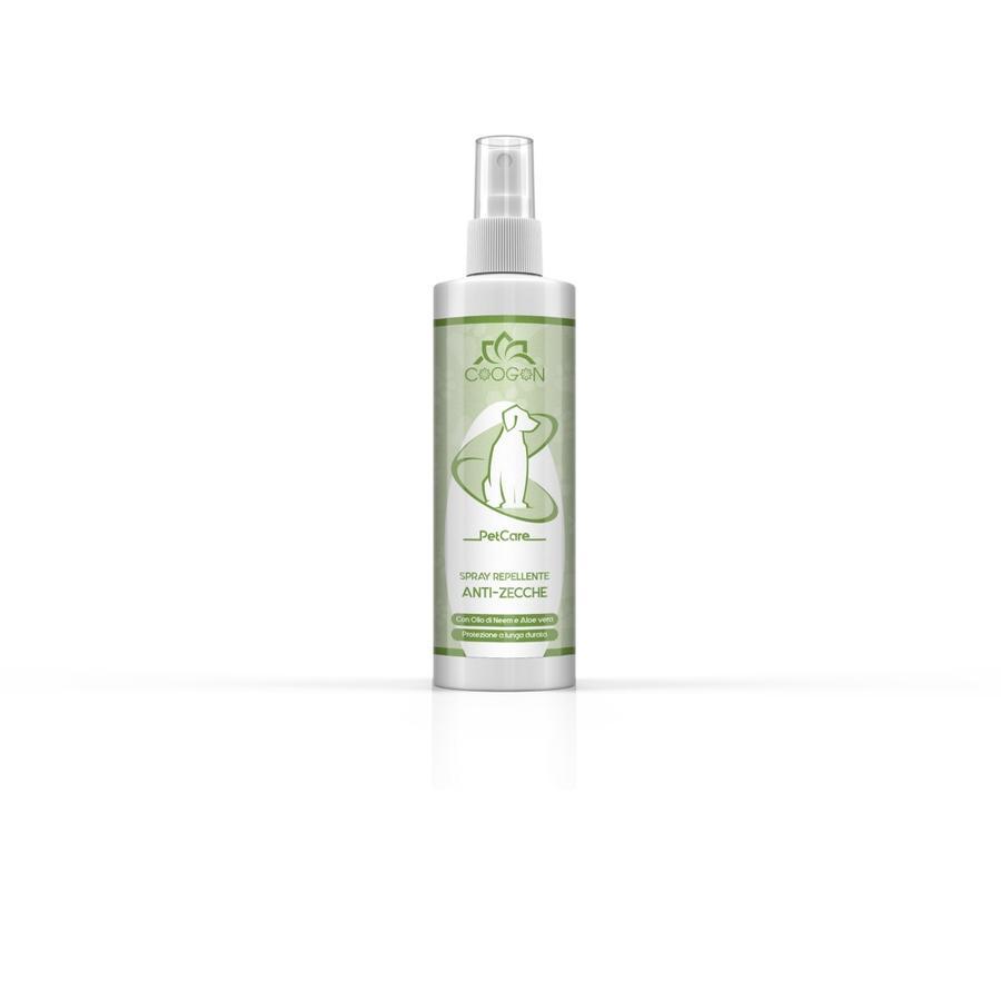 Repellente spray anti-zecche