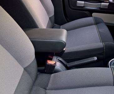 Accoudoir réglable en longueur avec porte-objet pour Citroën C3 (2017>)