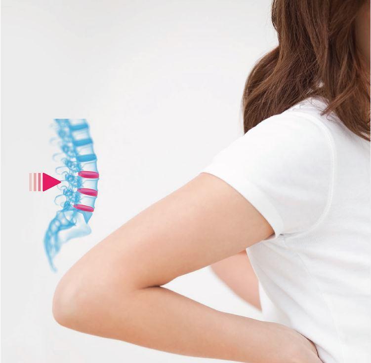 Supporto Lombare Massaggio per Poltrona Relax Prezzo Iva Agevolata 4%