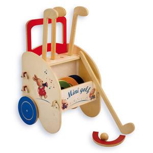 Minigolf in Legno per Bambini di Dida