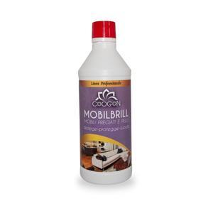 MOBILBRILL Detergente lucidante delicato multisuperfice