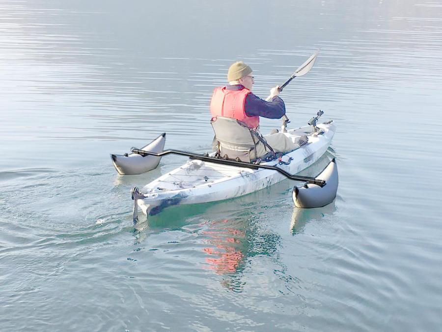 SKF Stabilizzatori per kayak