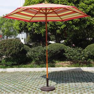 Ombrellone GreenWood rotondo ∅ 2,70 m Codice prodotto: E1014