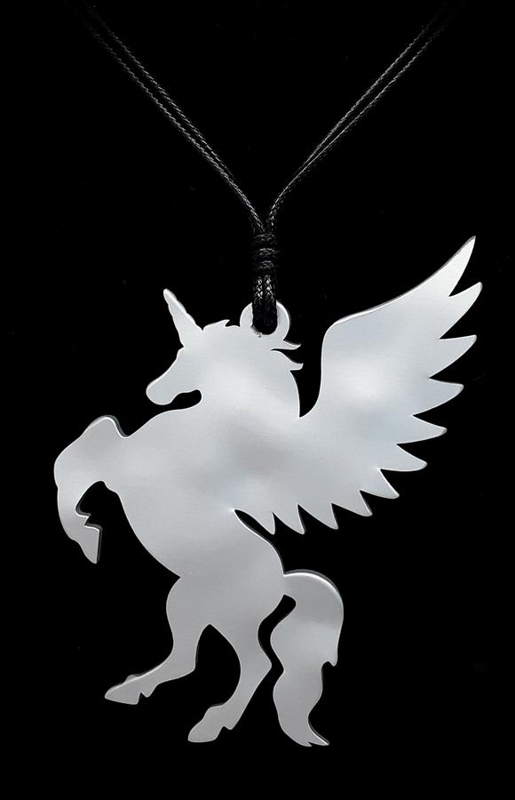Unicorno Color Alluminio