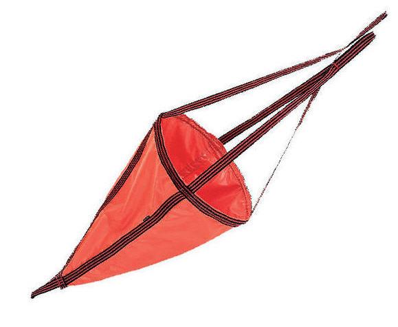 Ancora galleggiante per kayak