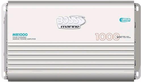 Amplificatore Boss Marine MR1000 - Offerta di Mondo Nautica  24