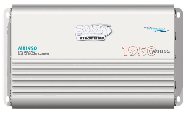 Amplificatore Boss Marine MR1950 - Offerta di Mondo Nautica  24