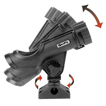 Portacanne Powerlock Scotty