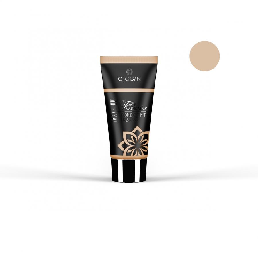 Fondotinta liquido FACE FOUNDATION 30ml