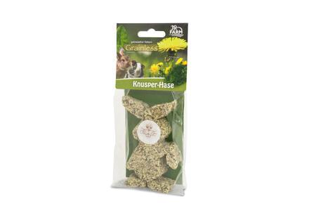 JR Farm Grainless Nibbly Bunny - Coniglio D'Erbe