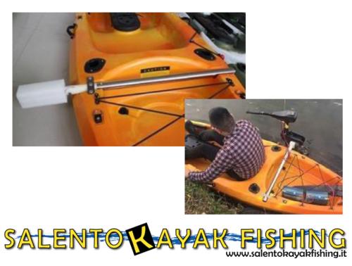 Supporto motore per kayak SKF