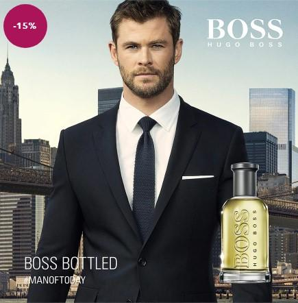 Profumo Uomo Boss Bottled Hugo Boss  EDT 100 ml ⭐⭐⭐⭐⭐