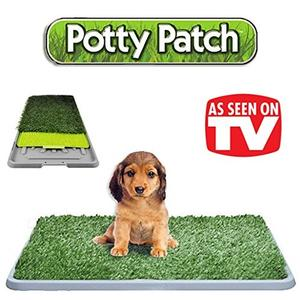 Potty Patch Tappeto in Erba Sintetica Per Cani