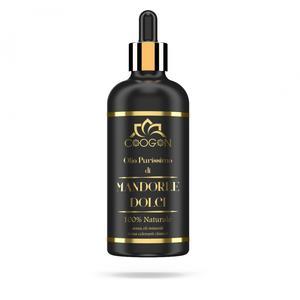 Olio puro di MANDORLA DOLCE 100% VEGETALE 100 ml