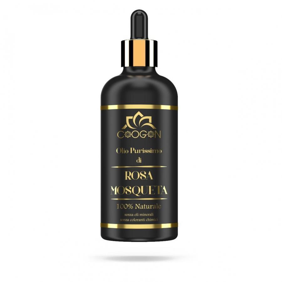 Olio puro di ROSA MOSQUETA 100% VEGETALE 100 ml