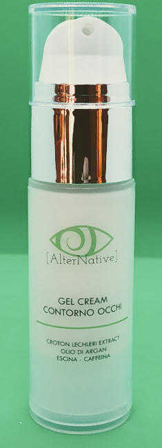 GEL CREAM CONTORNO OCCHI