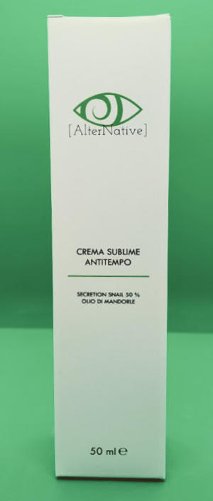 CREMA SUBLIME ANTITEMPO