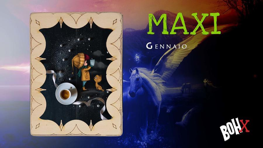 Gennaio 2019 - MAXI Bohx