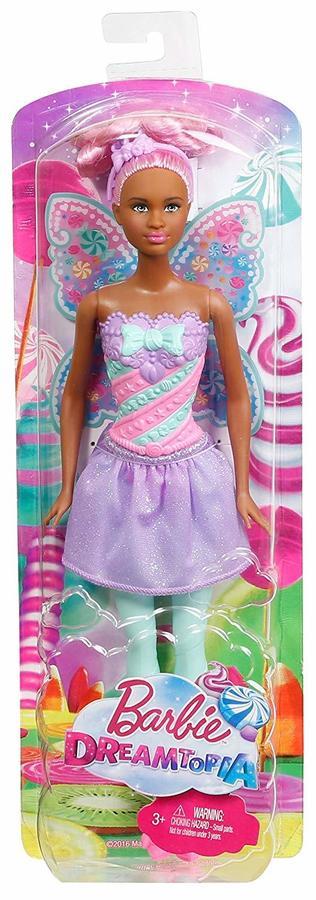 Mattel FCR45 Bambola Barbie Dreamtopia Fata Fatina Caramelle
