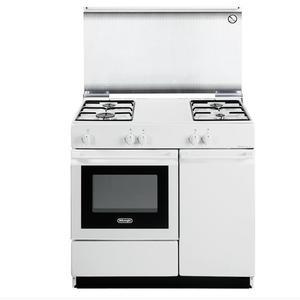 DE LONGHI cucina a gas 86X50 BIANCA SGW854