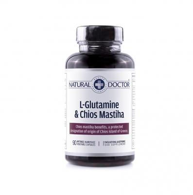 L-Glutamine & Chios Mastiha