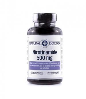 Nicotinamide 500mg