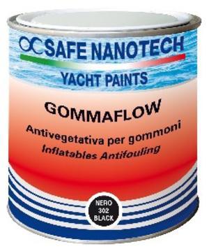 Antivegetativa per Gommoni LT. 0.75 Goomaflow di Safe Nanotech Colori a Scelta - Offerta di Mondo Nautica 24